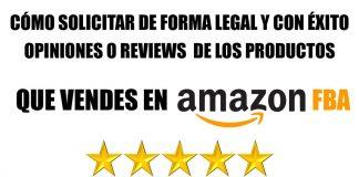 Cómo solicitar análisis de los productos de Amazon correctamente y de forma oficial