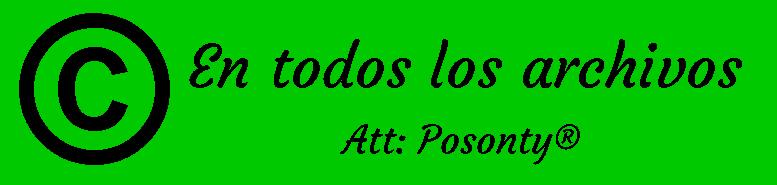 copyright-posonty