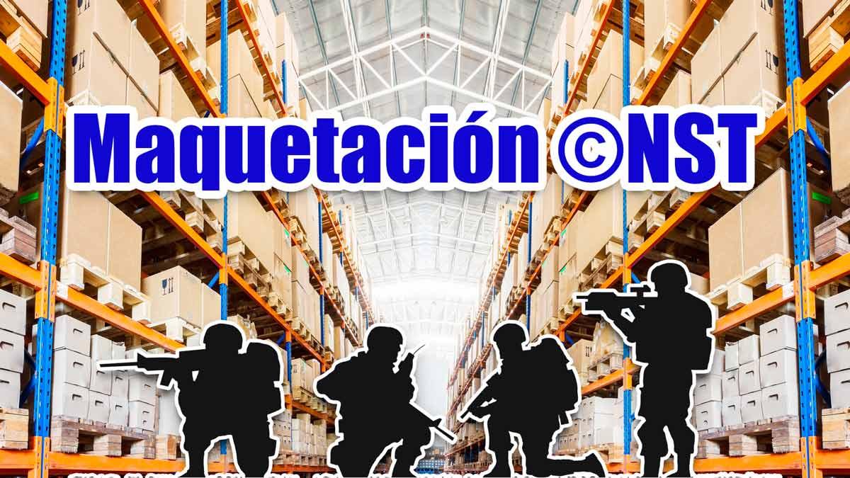 Maquetación ©NST