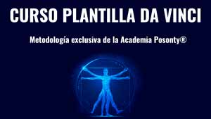 Curso Plantilla Da Vinci