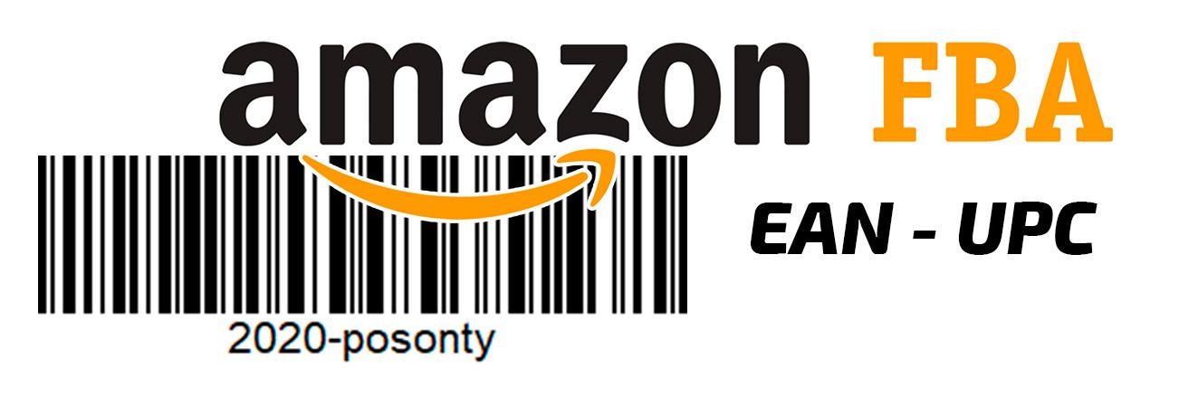 Dónde comprar códigos EAN baratos para Amazon fba