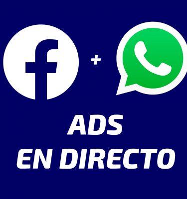 Curso Facebook ads + whatsapp business