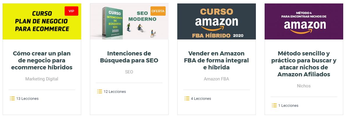 Cursos Posonty - Amazon FBA