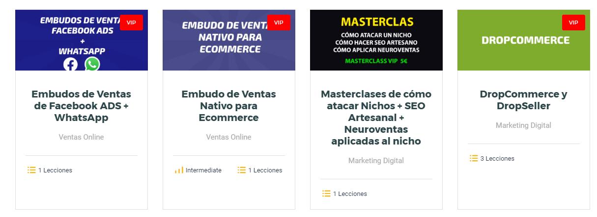 Cursos Posonty - Marketing Digital